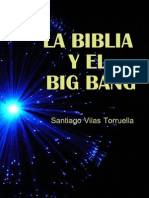 La Biblia y el Big bang