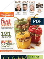 Food Network Jan 2013