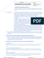 Abstract - I-09 Audit Planning, Issue 10