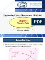 Managing Risks-engineering project management.