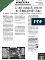 Rassegna stampa del 12.04.13 Il Resto del Carlino