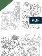 60 Insecte Si Flor