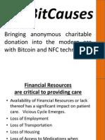 Bitcoin 2012 BitCauses Slide Presentation