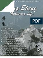 Yang Sheng November 2011