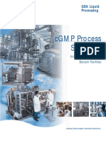 cGMP Process Solutions
