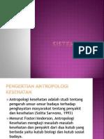 Antropologi Kesehatan - SISTEM MEDIS