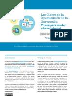 Guía práctica de la Optimización de la Conversión. Trucos para vender más en Internet