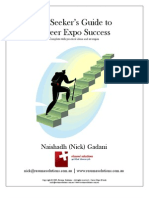 Job Seeker's Guide to Career Expo Success