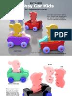 Easy Basics Bobsy Car Kids
