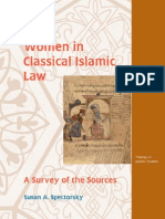 Women in Classical Islamic Law