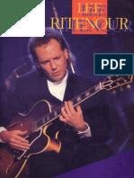 Lee Ritenour - Artist Transcriptions for Guitar