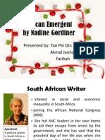Africa Emergent