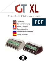 Dgt Digital Chess Clock Manual
