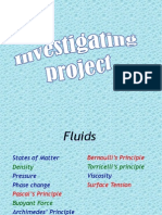 Investigatry Project
