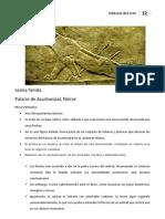 Relieve de La Leona Herida. Palacio de Asurbanipal