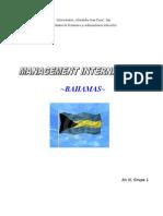 Management International - Bahamas