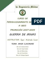 Mina Claymore Grupo