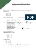 Examples01 Matrix