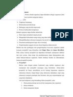 Organisasi Manajemen Proyek