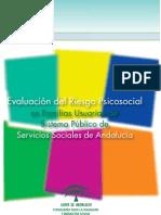 Evaluacion Del Riesgo Psico Social en Familias Usuarias de Servicios Sociales Andalucia 2009