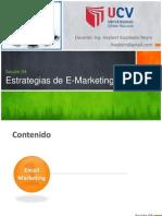 Sesion 04 Estrategias de E-marketing