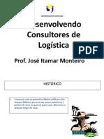 Apostila desenvolvendo consultores de Logística