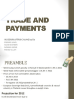 Macroeconomics Presentation - Trade and Payments - Pakistan 2011-12