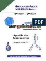 Apostila Quimica Organica UFSC