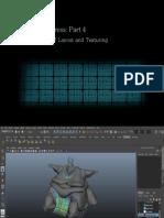 Modelling Progress Part 4