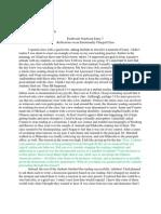 Lydia Sheldon_McCall Fieldwork Journal_(Artifact)_03.15.13_with Sandi's Comments