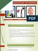 Consumer Behavior in Fashion (Final)