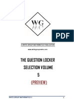 The Question Locker Selection Volume 5 Short Preview