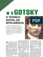Vygotsky o teórico social da inteligência