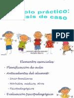 Adaptaciones Curriculares Ej Practico