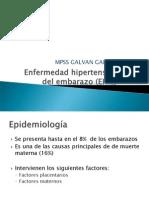 enfermedad hipertensiva en el embarazo