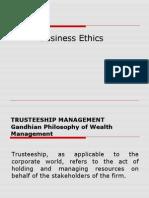 Ethics Gandhi