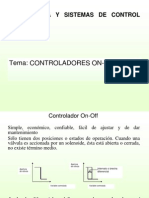 Controlador on Off