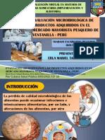 EVALUACIÓN MICROBIOLÓGICA DE PRODUCTOS ADQUIRIDOS EN EL MERCADO