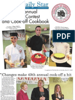 49th Annual Cook Off - 2009