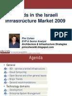 Pini Cohen Infrastructure Market 2009