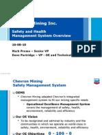 Chevron Mining Inc