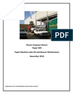 New! Paper Mill Project Report 20101102