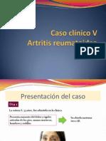 Caso clínico V