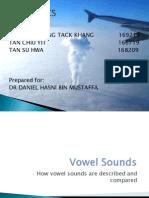 Presentation Vowel Sounds