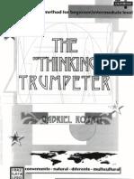 The Thinking Trumpeter Basic Method by GABRIEL ROSATI