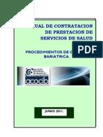 Manual de Contratacion en Salud
