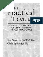 Practical Trivium Ten to Do Before Ten