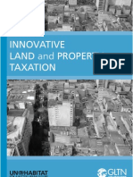 Innovative Land and Property Taxation