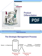 Product Deffrentiation
