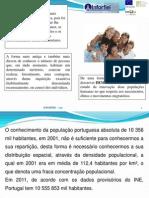 A POPULAÇÃO - PORTUGAL I
